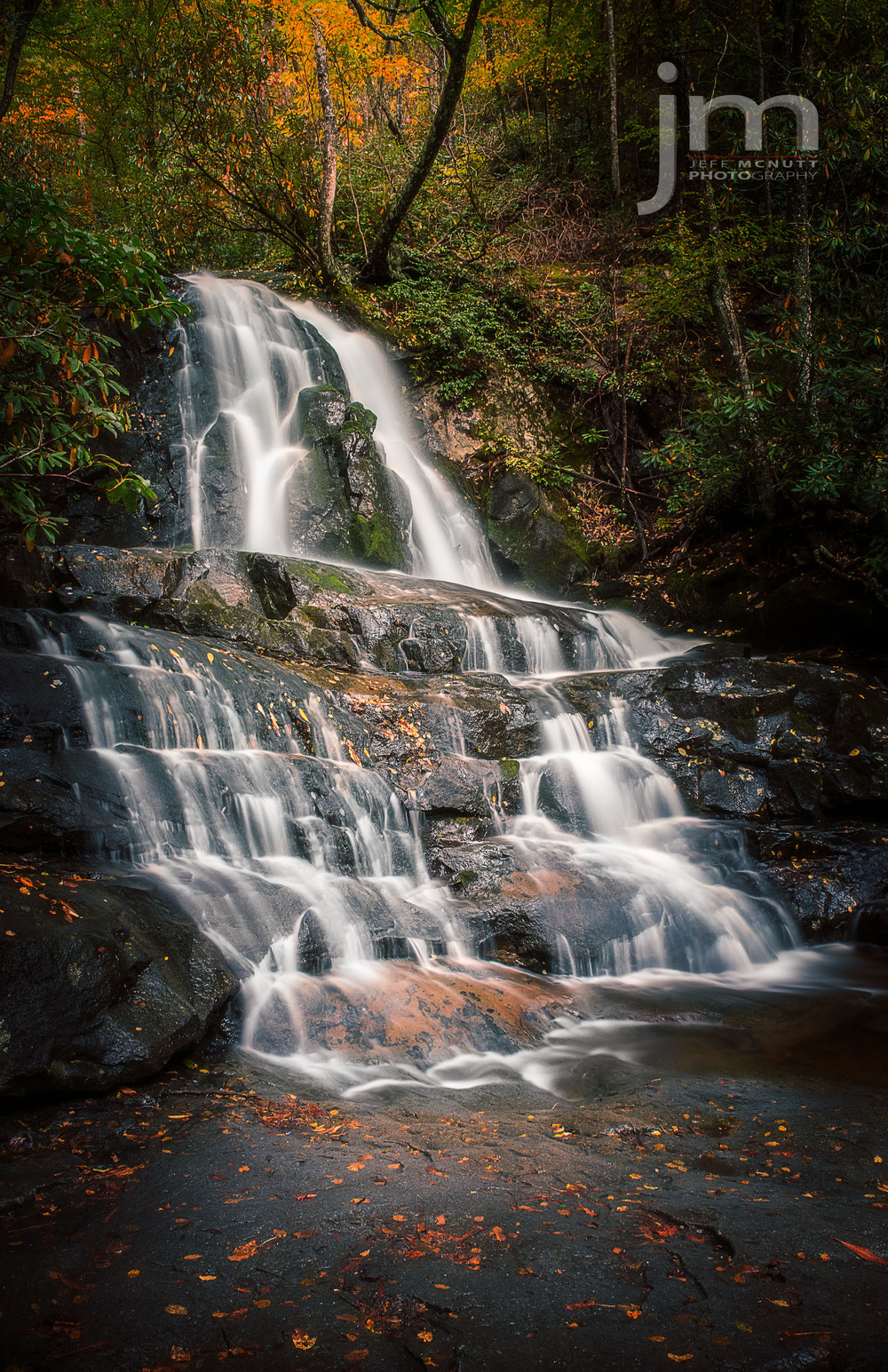 Laurel Falls, Great Smoky Mountains National Park