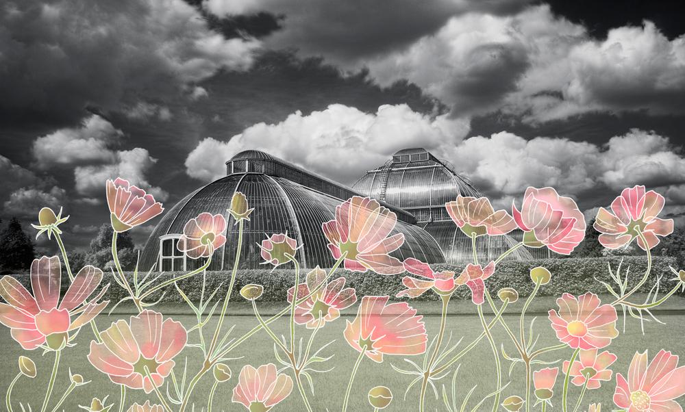 Kew in Spring