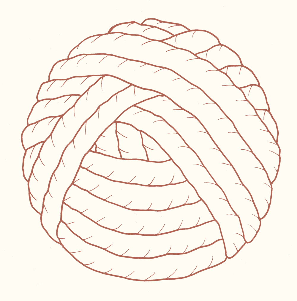 Skein drawing