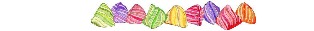 Berlingots Candy