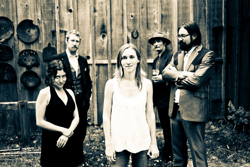 Angie Heimann, Jubal Stedman, Kate Lawler, Buddy Stubbs, Cas Sochacki  (photo by Pablo Abuliak)