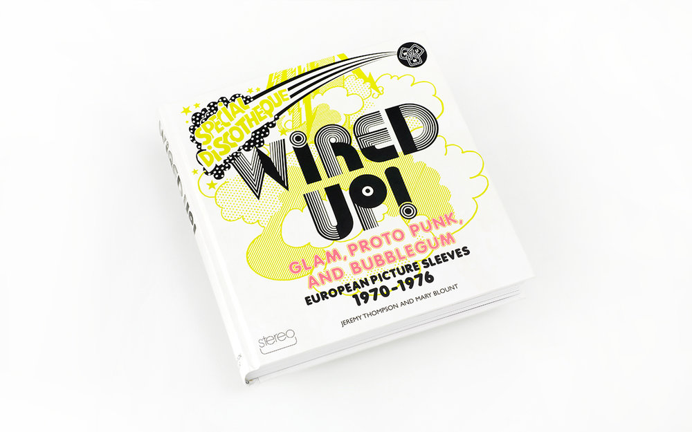 Wired Up Book — Mary Blount