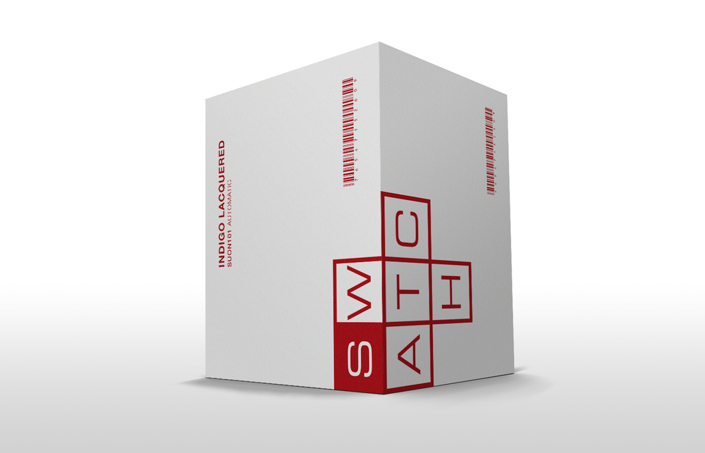 SWATCH - NEW DELIVERY BOX DESIGN