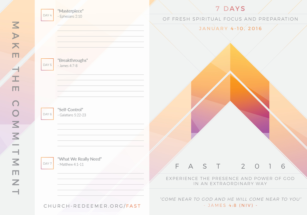FAST 2016 - BOOKLET
