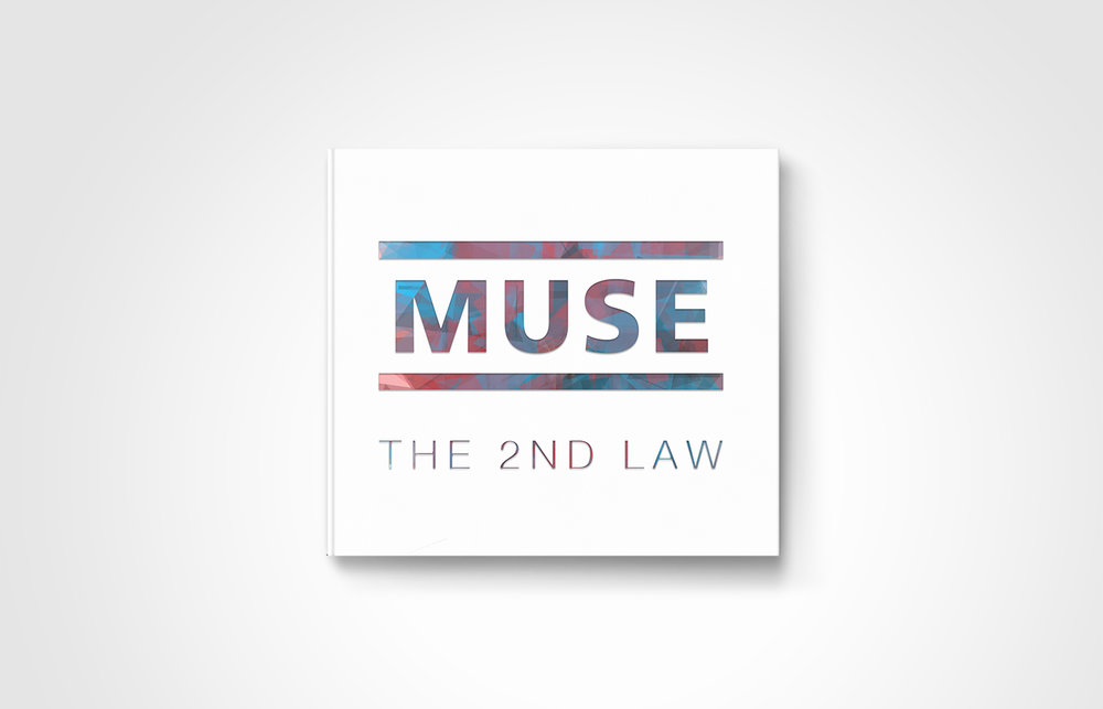 MUSE - COLLECTIBLE CD WRAP