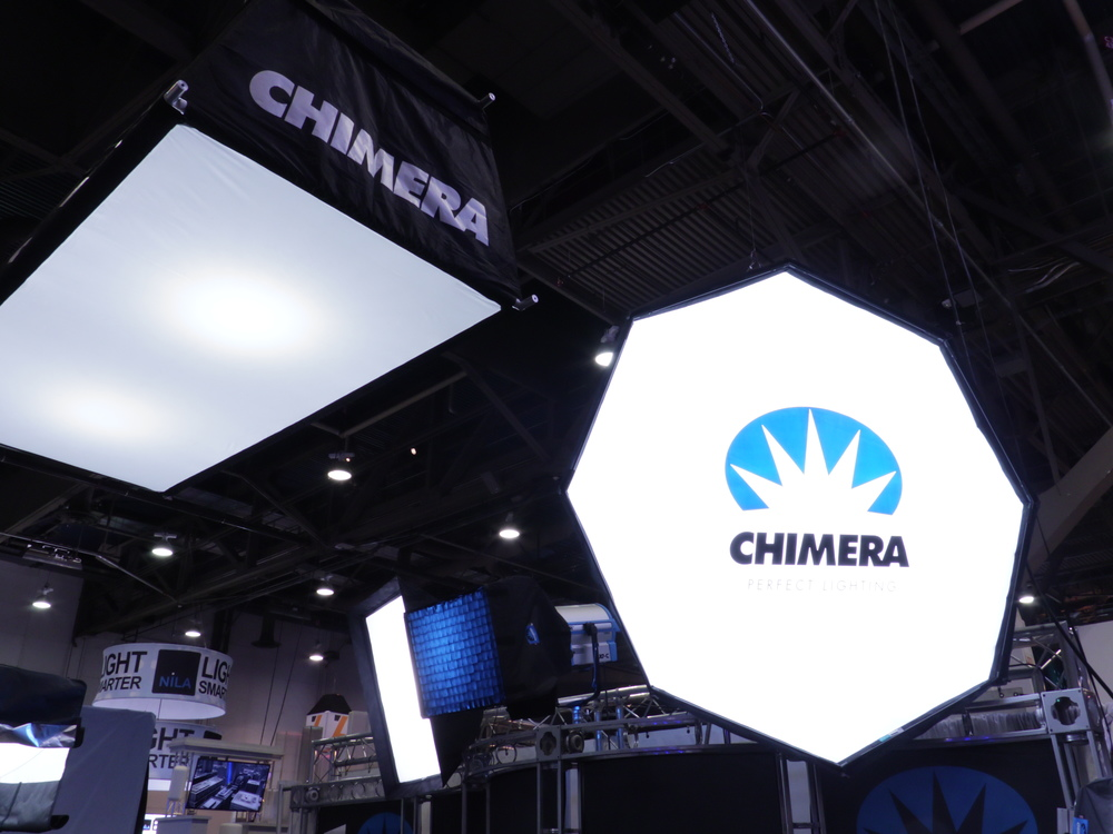 Chimera softboxes