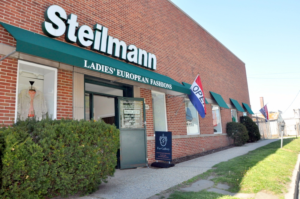 Across the street from Westy Storage and next to the Lifesaver building landmark, N Fur Gallery is located within the  Steilmann, Ladies  European Fashions  establishment. Parking is available in our lot and on the street.   On the New York/Connecticut border, we're easy to get to from I-95 and I-287