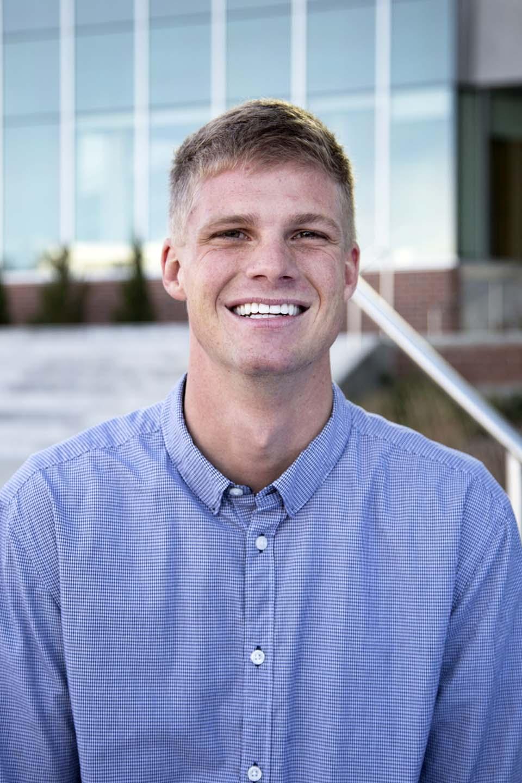 Travis Jorgensen- Director of Competitions