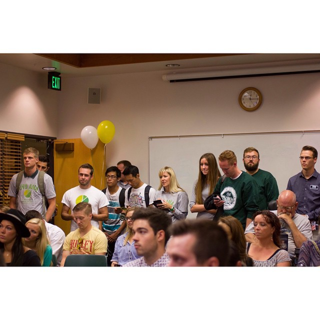 Want to be among the best marketing students at UVU? Leaders in the AMA get to plan events, create websites, reach out to community sponsors, and help grow our presence in the community.  Join our UVU AMA club! #uvuama