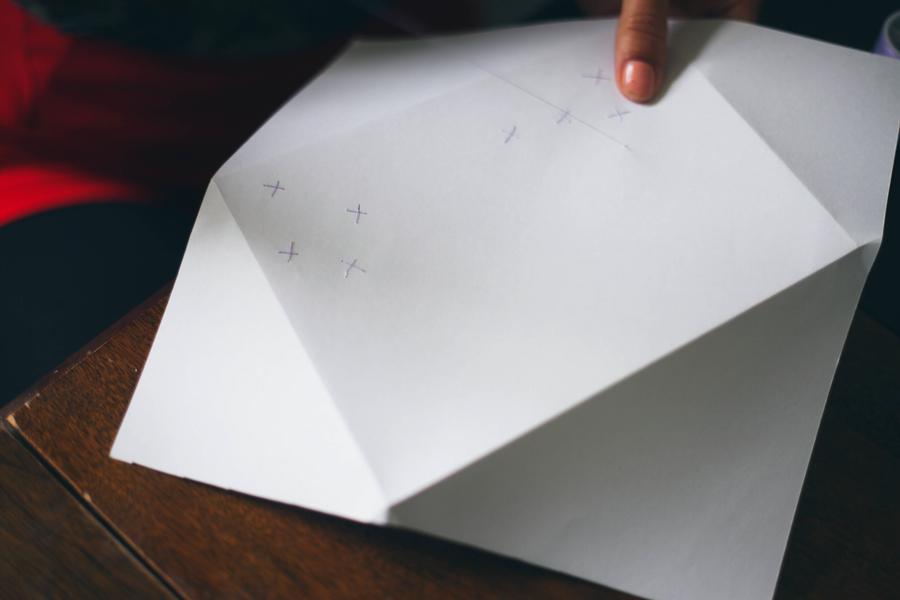 Homemade envelopes treasures travels for Homemade envelopes