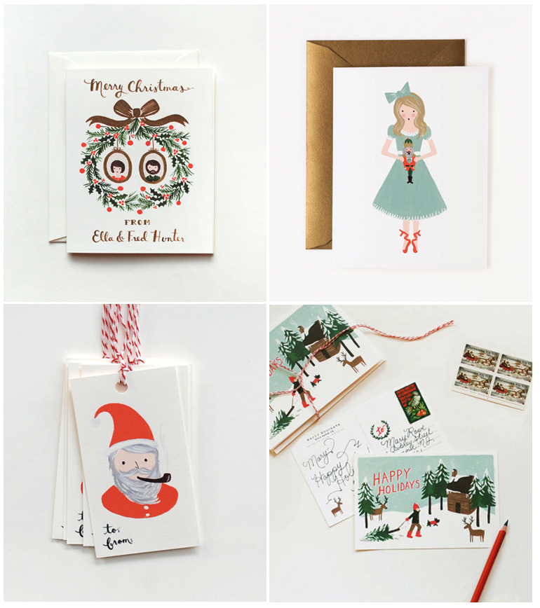 Rifle Paper Co Christmas Collection     Treasures   Travels bWIpyGFC