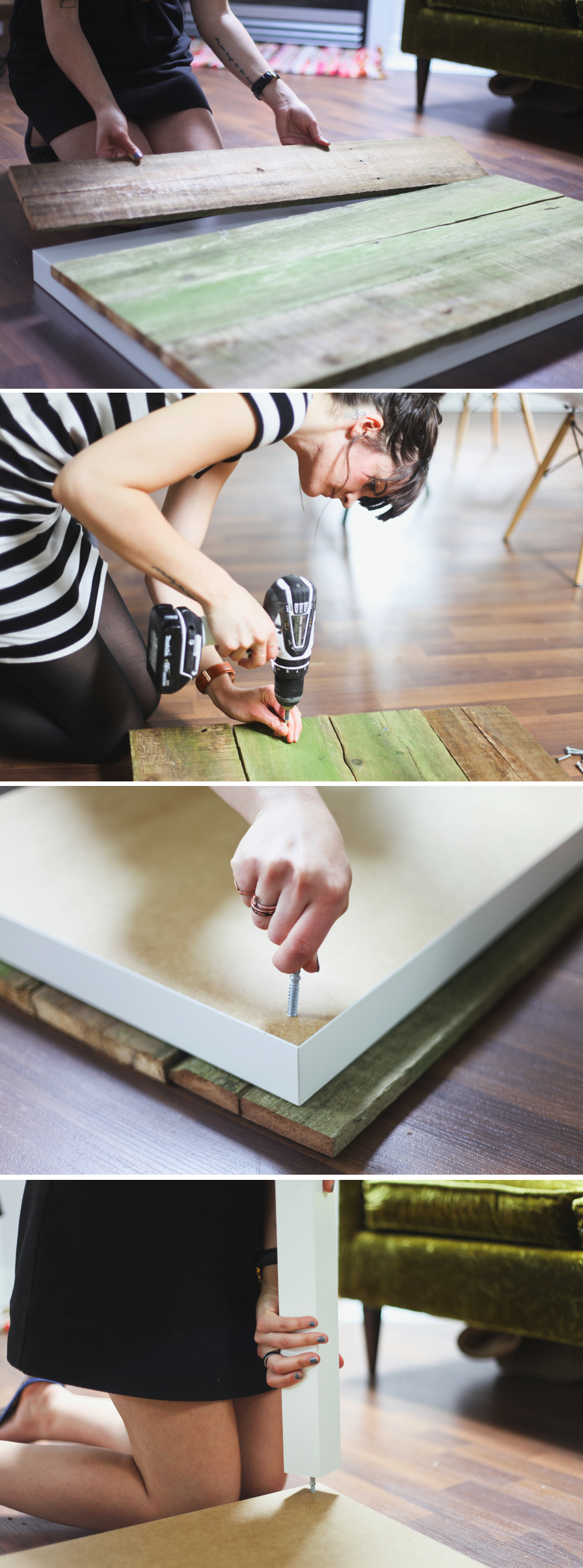 Ikea Hacks 3 Easy steps to Create your own Ikea Coffee Table