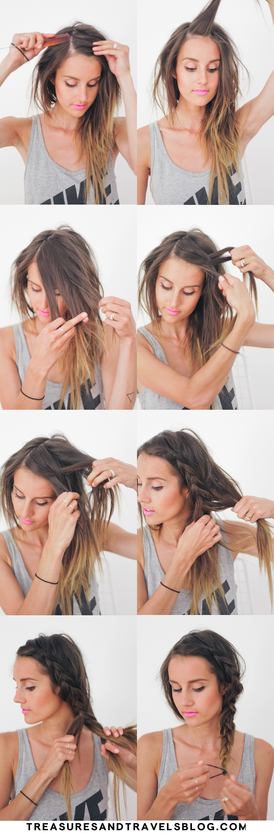 Workout Hair Care 5 Workout Hairstyles To Keep Hair Out Of Your