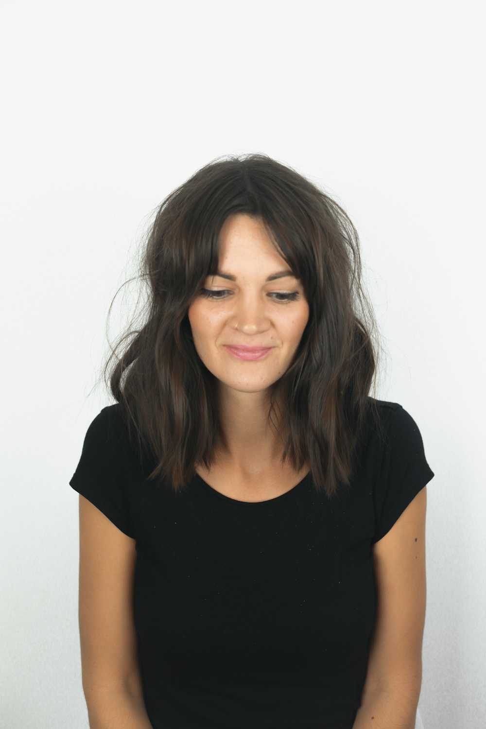Hair Tutorial How To Get Natural Looking Curls For Short Hair