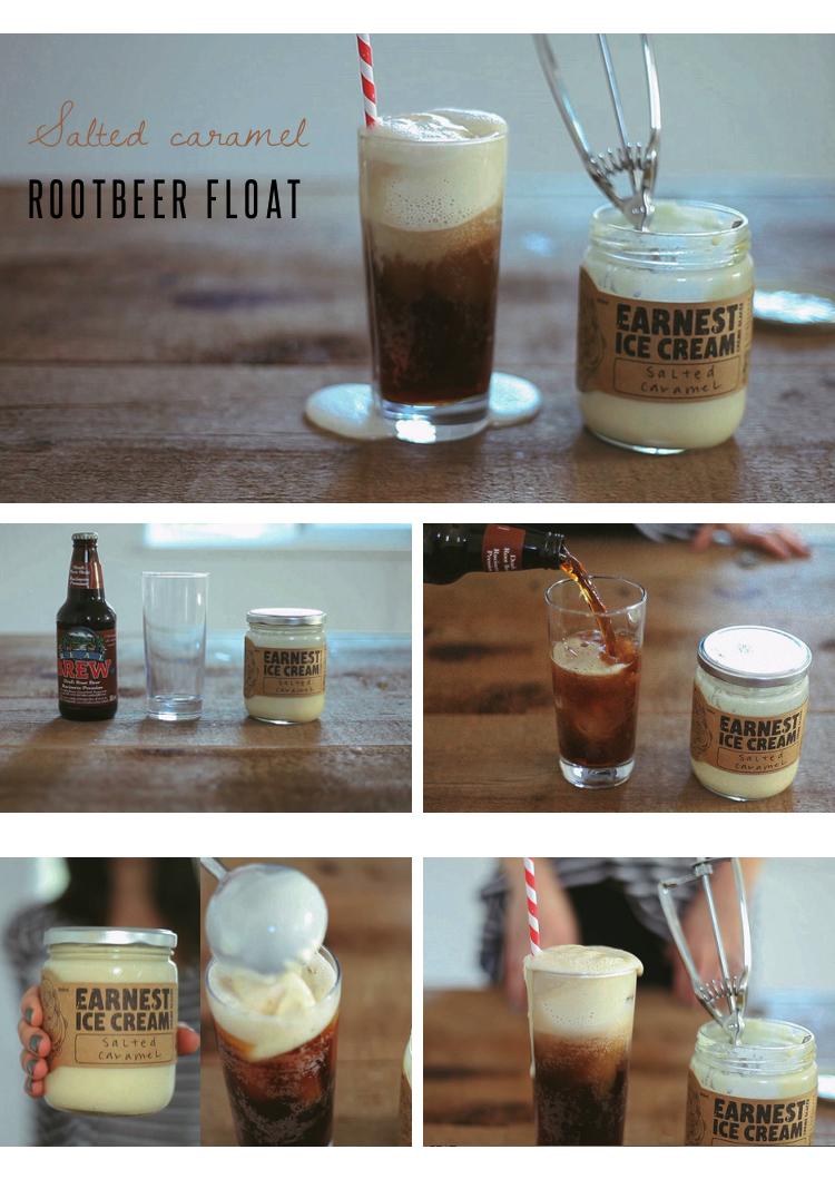 Best Ever Rootbeer Float