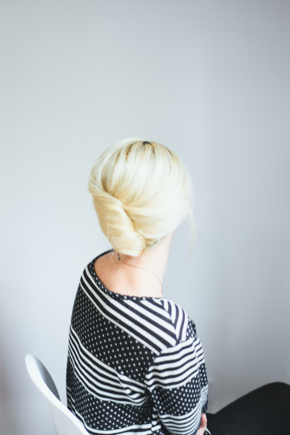Hair Tutorial // French Roll Read >