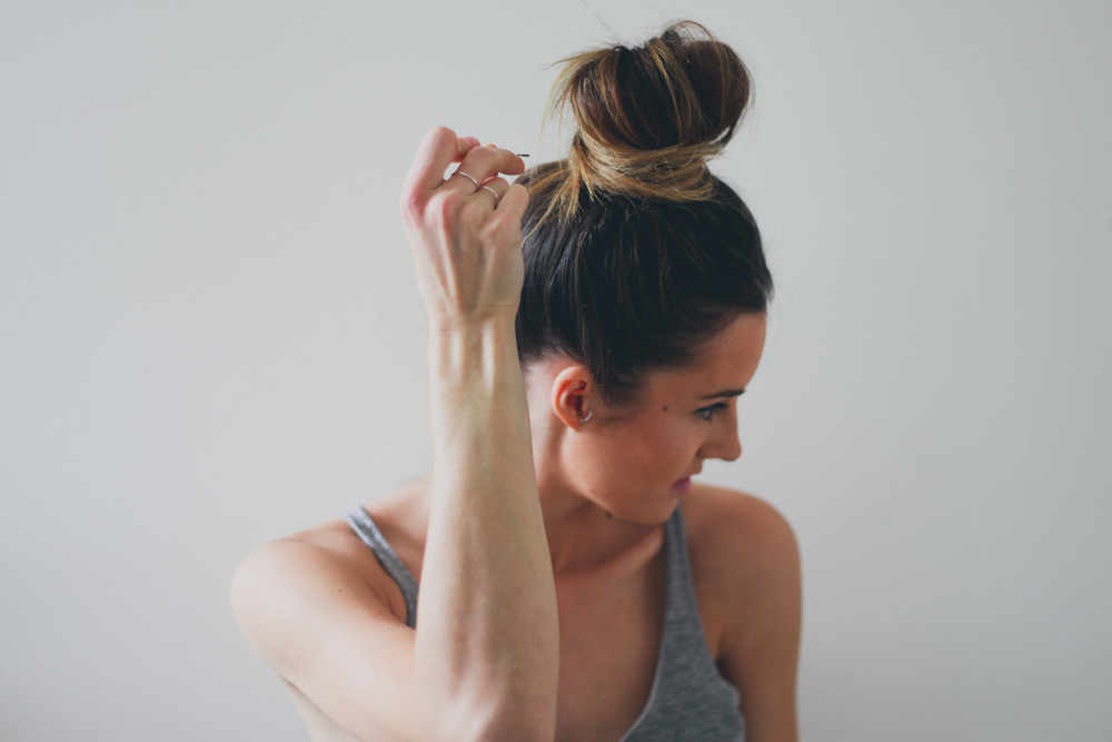 Top Knot Hair Tutorial Read >
