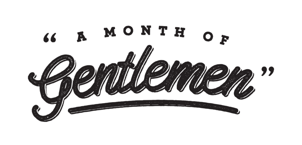 "We are SO excited to announce this Month's series ""A Month Of Gentlemen"". We can't wait to share what we've been working on. We thought it would be fun to have some guy's faces around here, and share some men's DIY's, fashion tips, and easy recipe tricks. Don't worry ladies, this month will still be packed with our regular weekly fashion/hair/beauty posts.. but thought we'd change things up a bit. ENJOY ladies, and prepare to be woo'd by some dapper men ;)"
