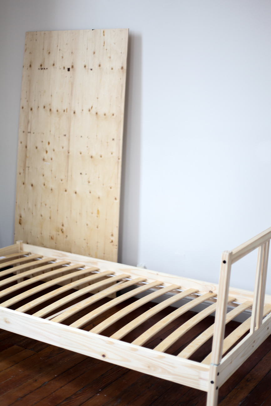 diy ikea hacks 5 easy steps to make your own ikea couch. Black Bedroom Furniture Sets. Home Design Ideas
