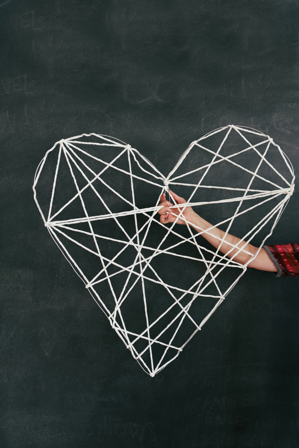 Wired Heart DIY — Treasures & Travels