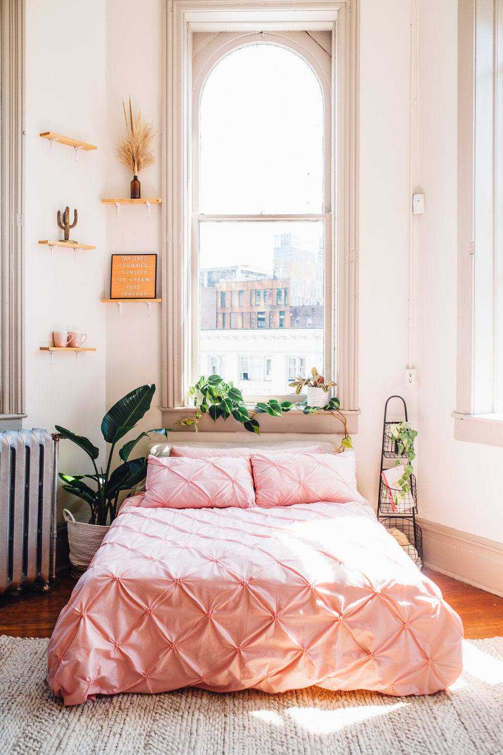 Exceptionnel We Are Very Excited About Urban Barnu0027s New Summer Collection! We Are All  About That Blush Bedroom Decor!. I (Lindsay) Just Moved Into A New  Apartment, ...