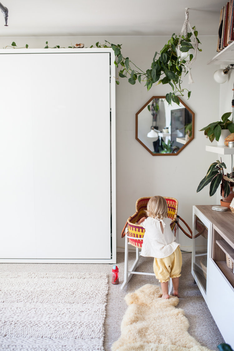 Vancouver Living // One Bedroom With Two Kiddos — Treasures & Travels