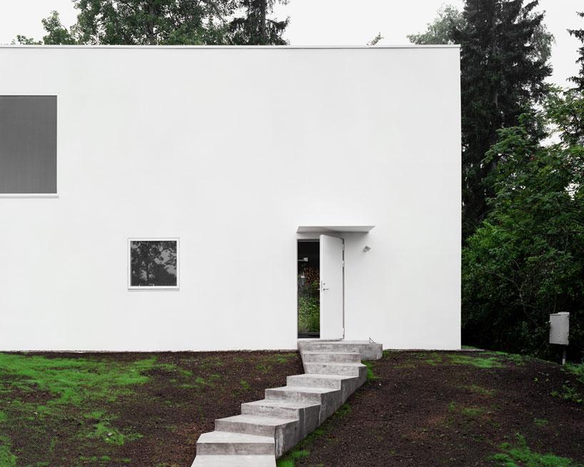 Villa Älta, Johannes Norlander