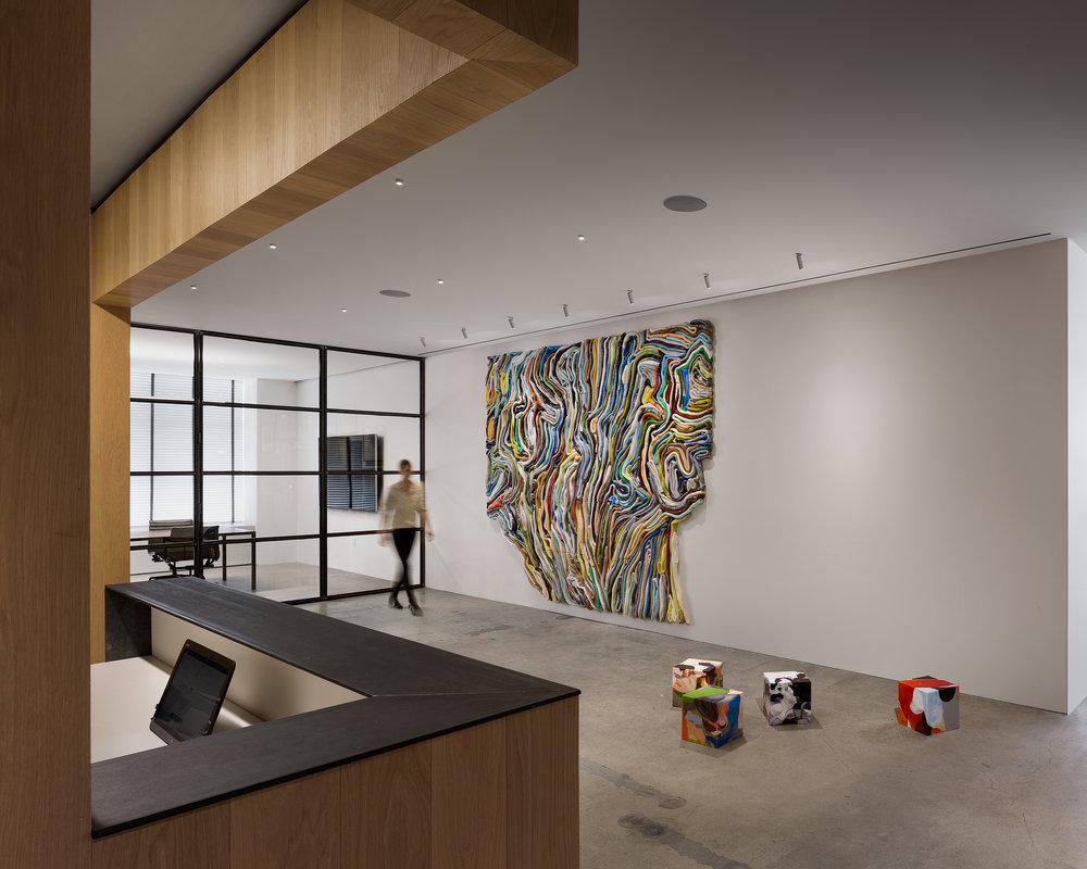 Matthias van Arkel hos Morris Adjmi Architechts, New York