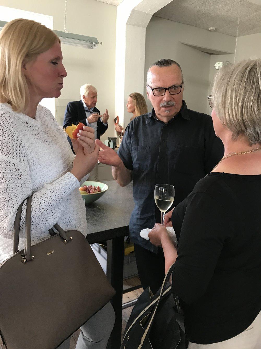 Nina Grundemark och Sune Nordgren