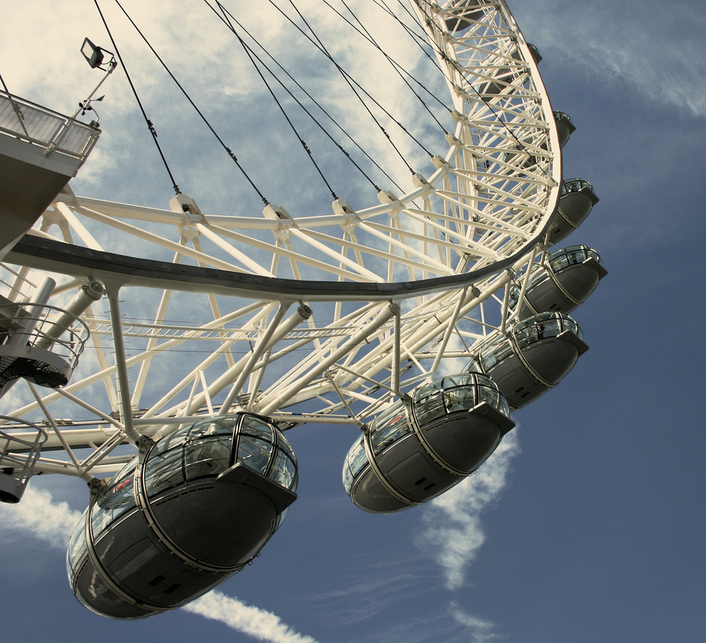The London Eye (John Purvis)