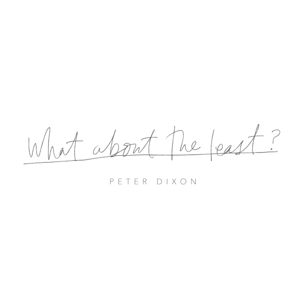 Download 'What About The Least' (Version 2)   Buy on iTunes