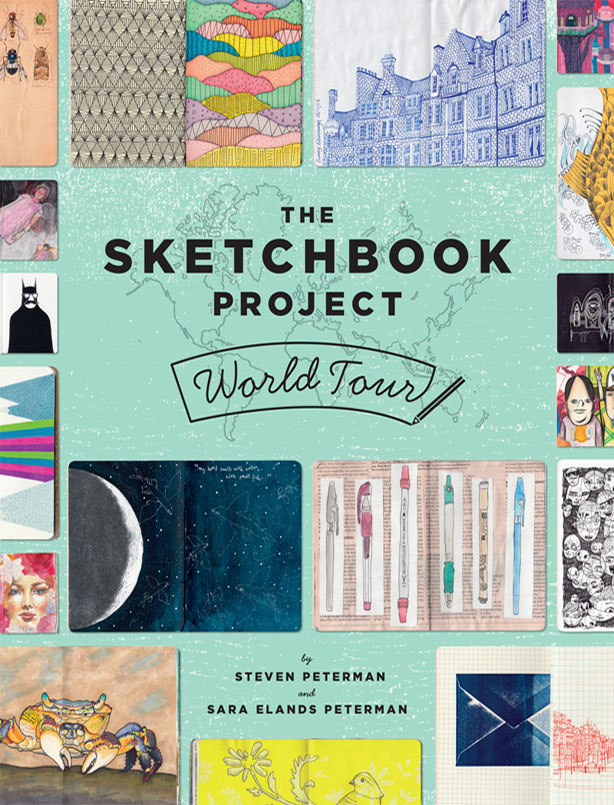 2015  Book ,  The Sketchbook Project World Tour