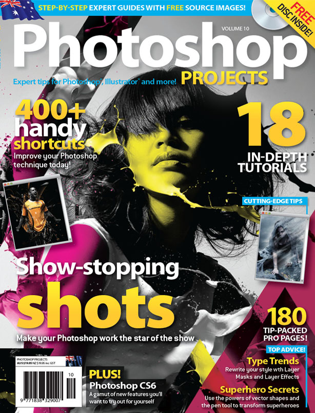 Mag -  Photoshop Project Australia Aug p.70-73, 146-149