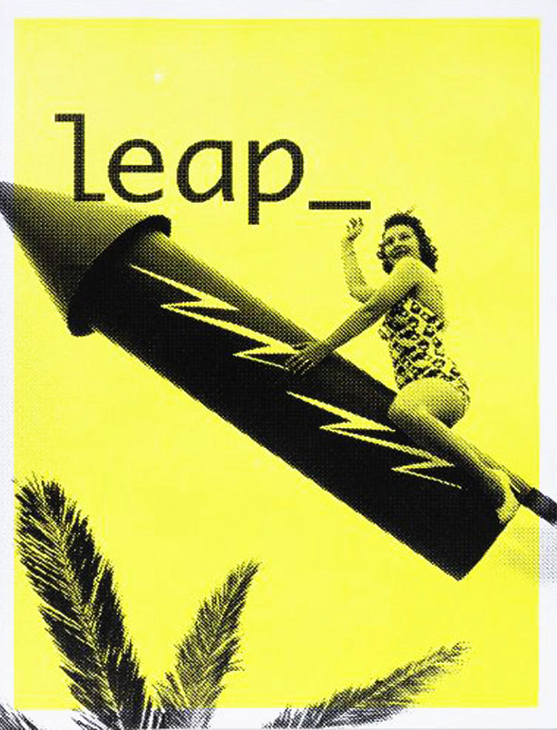 2012  Magazine ,   Leap ed.Sixth: Power p.50-51