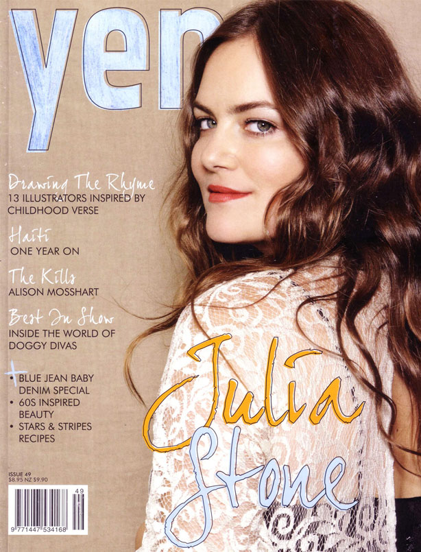 2011  Magazine,  Yen Issue 49 p.47