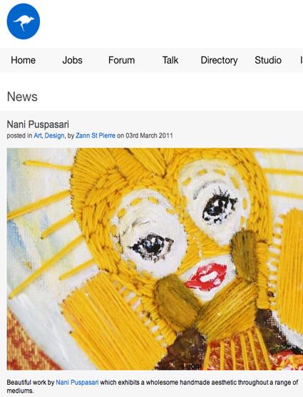 2011 Online   Australia In Front