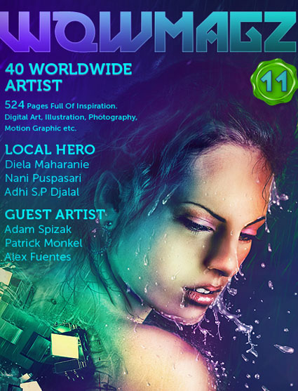 2010 Magazine,  WOW 11 p.71-71