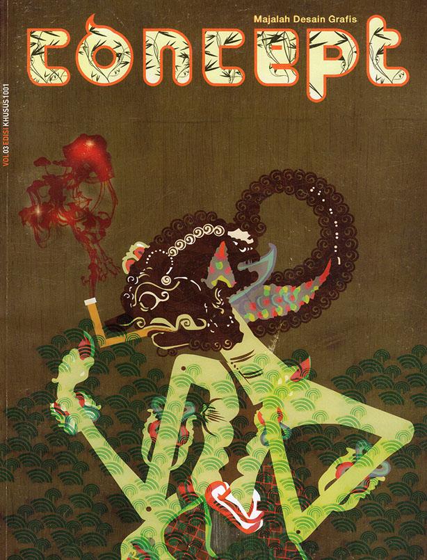 2007 Magazine , Concept 1001 Cover Concept