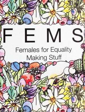 2015 Zine  FEMS 2
