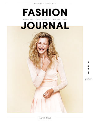 2015 Magazine,  Fashion Journal 153 - Dec15