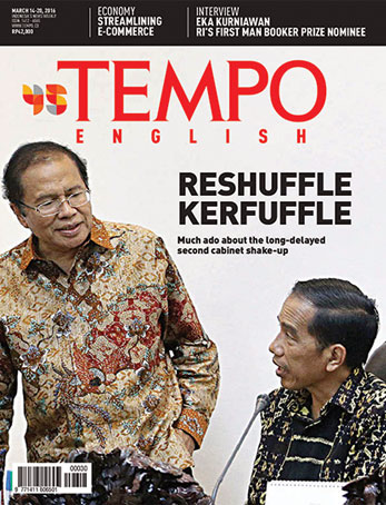 2016 Magazine,  Tempo, ver.eng, March 14-20