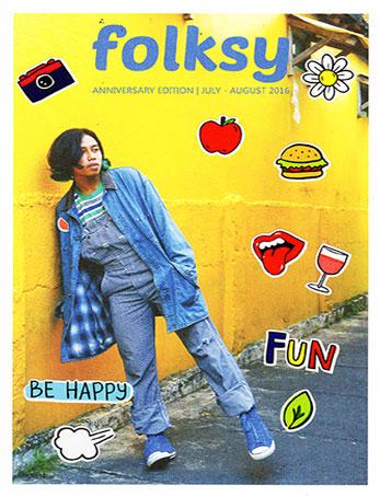 2016 Magazine,  Folksy 28