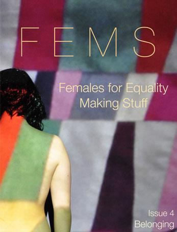 2016 Magazine, Fems 04 zine