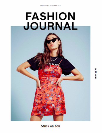 2017   Magazine , Fashion Journal 173 - Oct 17