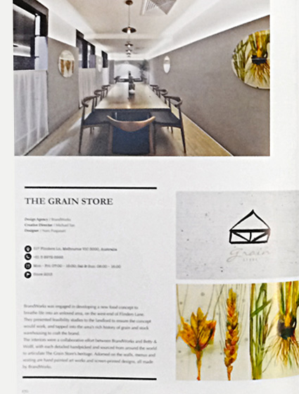 Book  - Restaurant Graphics & Interior : Eat and Stay, Sandu Publishing