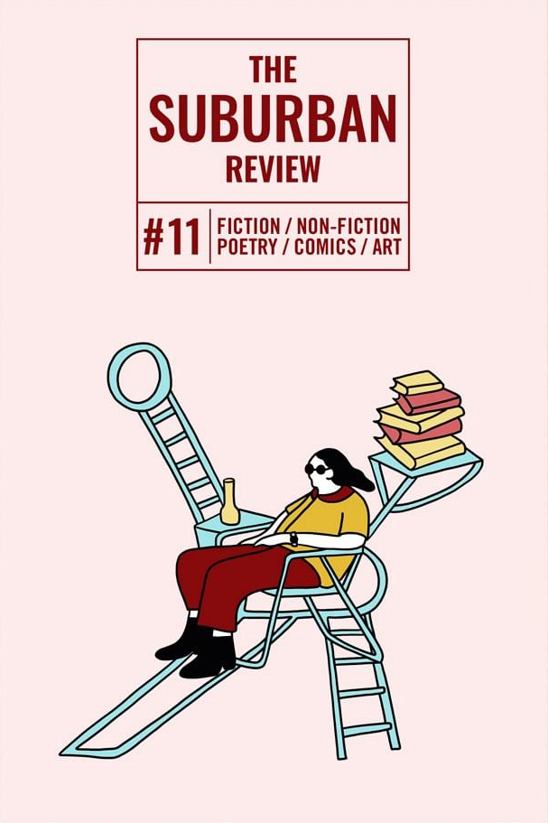 THE SUBURBAN REVIEW 11   cover art