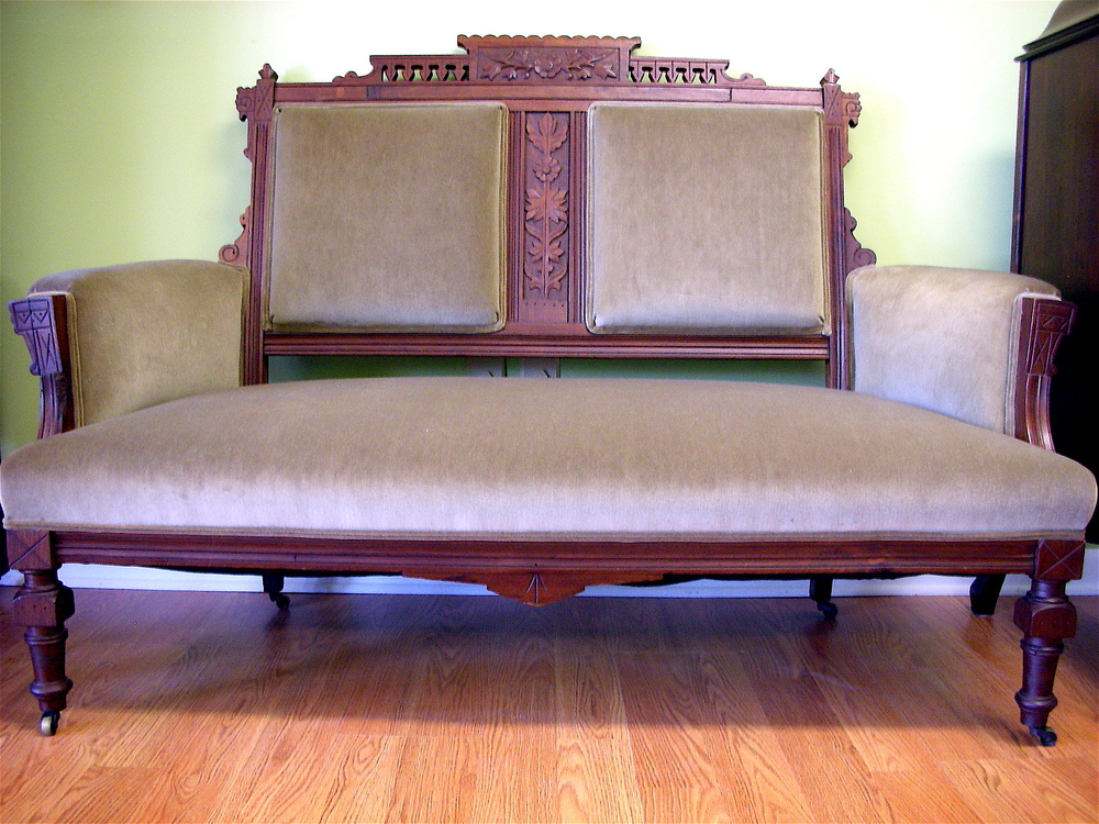 Eastlake Sofa ca.1880