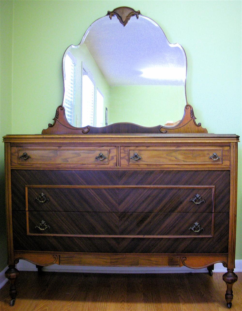 Deco dresser (B) SOLD