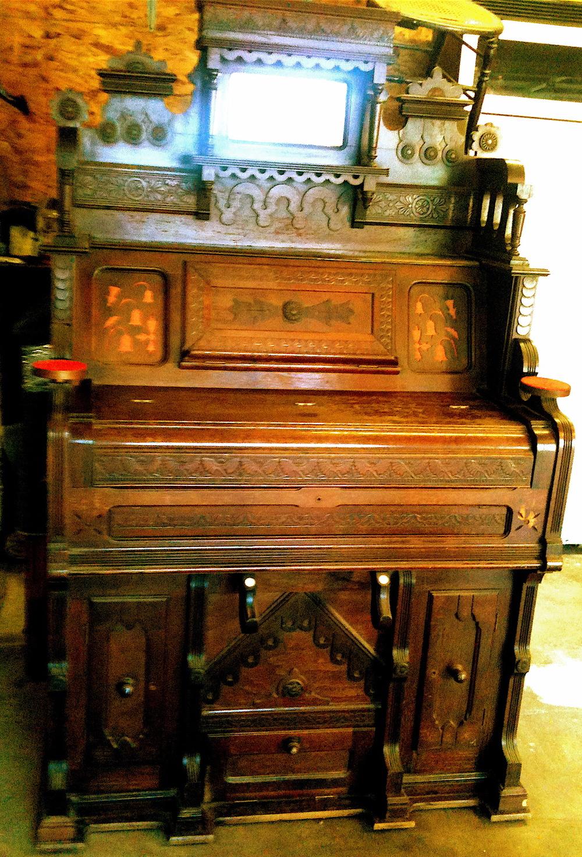 1894 Pump Organ