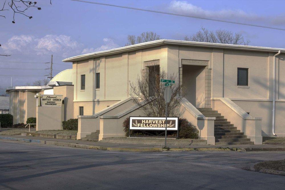 Global Harvest Church </br> 307 4th Ave SE